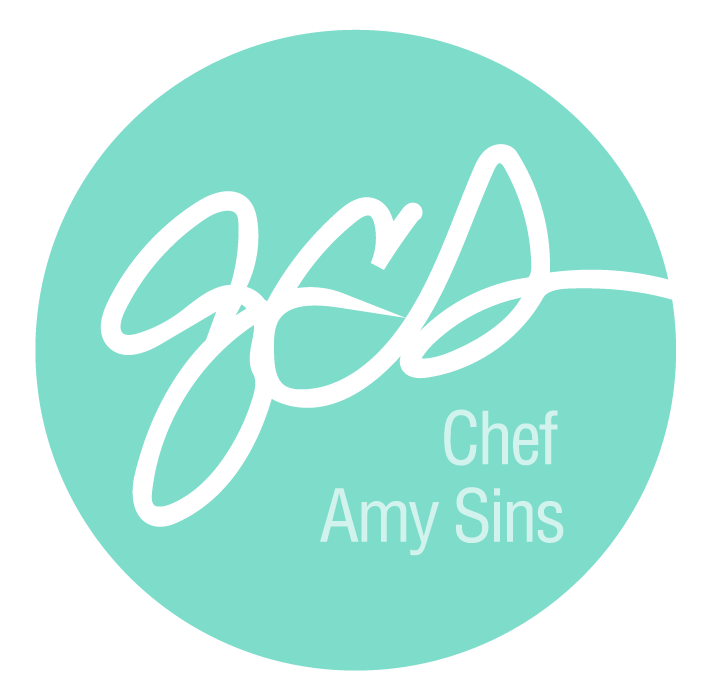 Chef Amy Sins